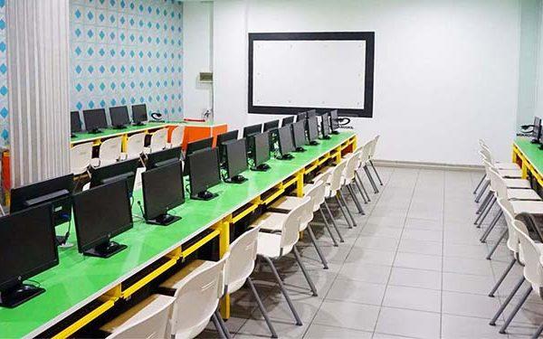 Ruang Laboratorium Komputer
